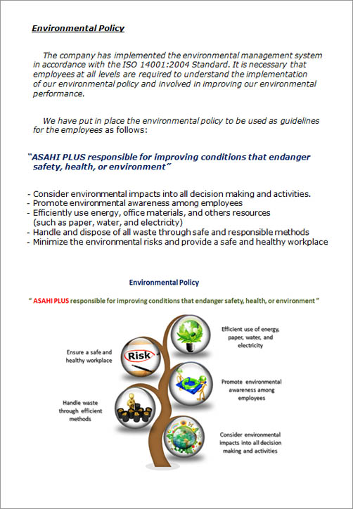 Environment policy_500